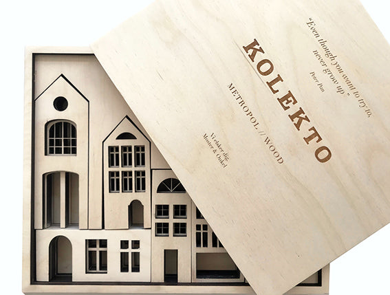 Kolekto building blocks - Metropol