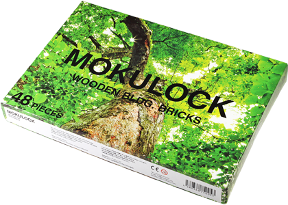 mokulock building blocks 48 pieces