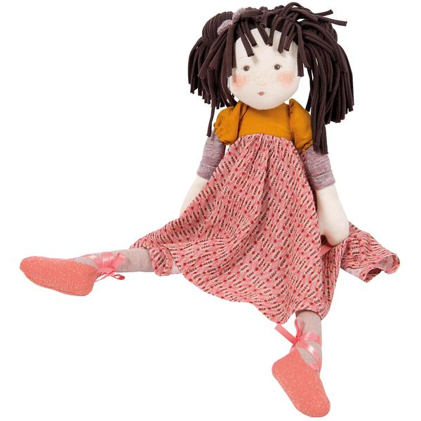 Prunelle Rag Doll Moulin Roty