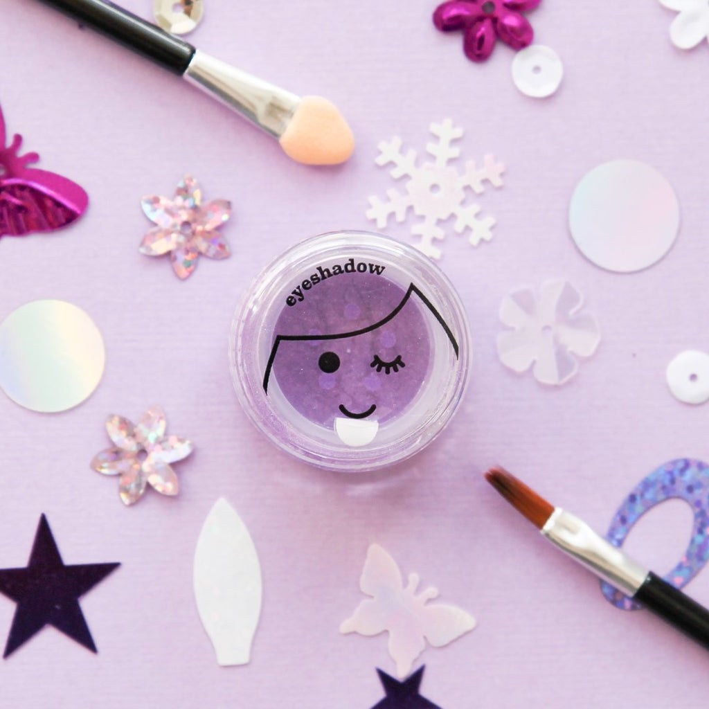 NO NASTIES - EYESHADOW SINGLE PURPLE