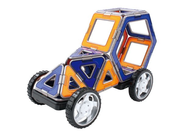 Magformers XL Cruisers car