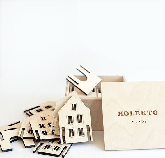 Kolekto building blocks - Vilago