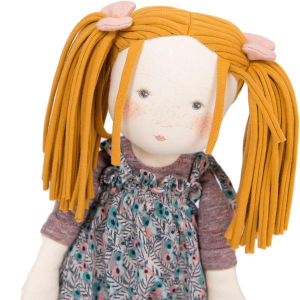 Violette Rag Doll Moulin Roty