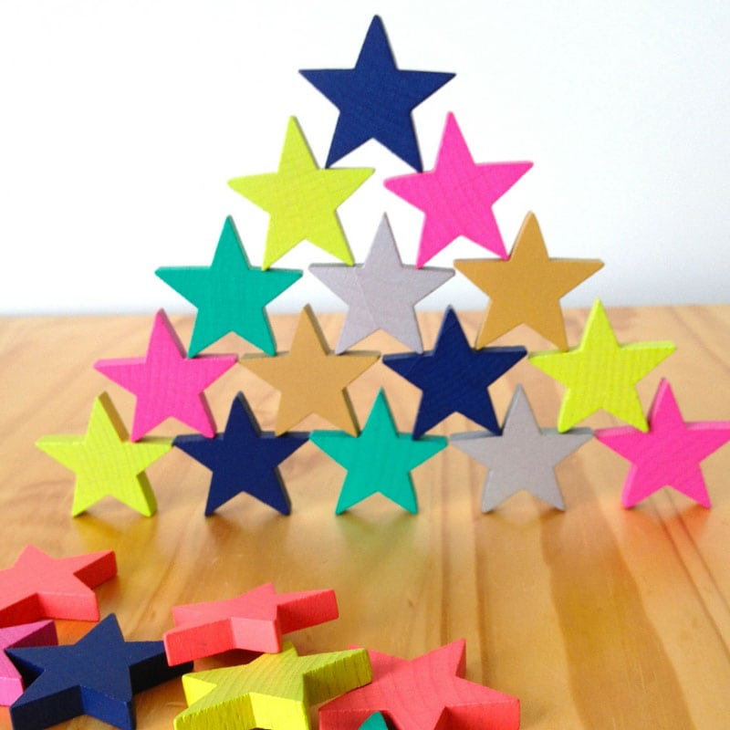 TABANATA WOODEN STAR DOMINOES