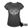 ARMED ANGEL Women's Tee - deep heather