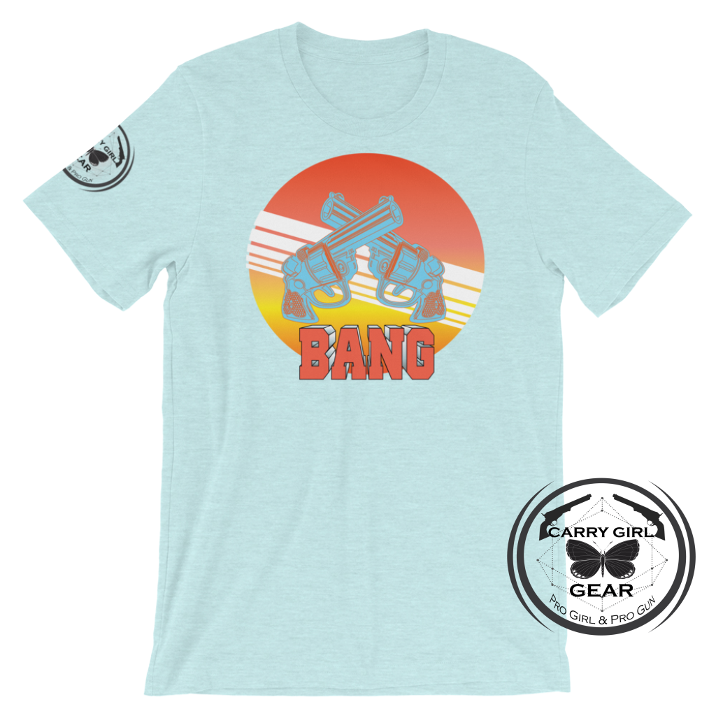 BANG Tee - Carry Girl Gear