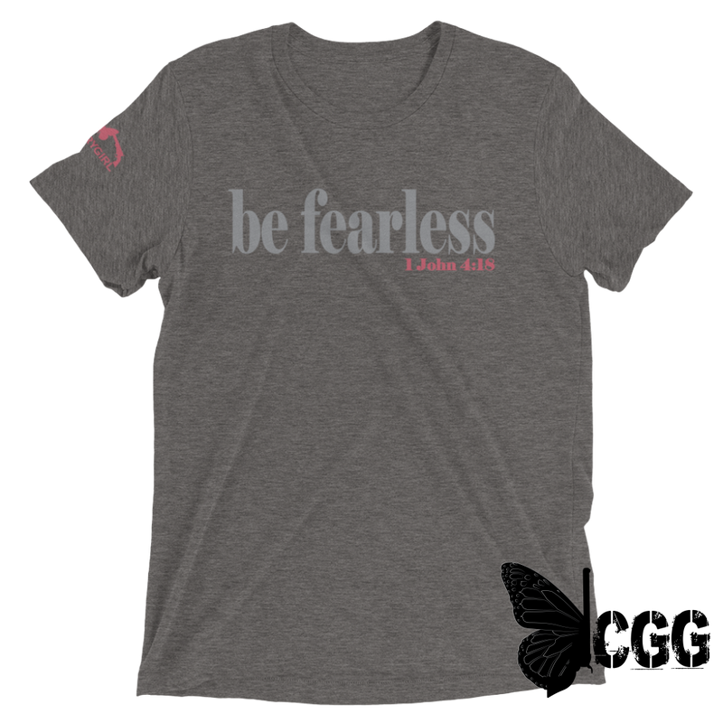 BE FEARLESS - Carry Girl Gear