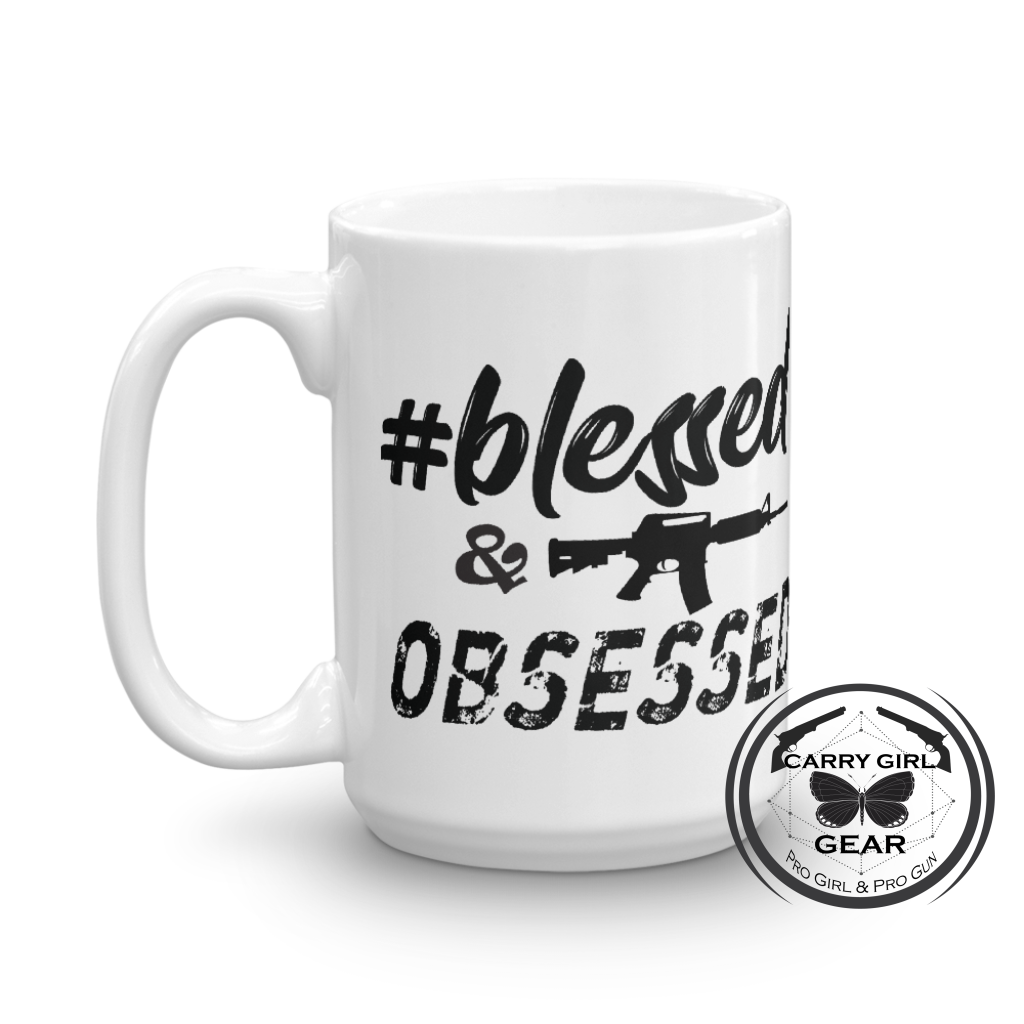 BLESSED & OBSESSED - Carry Girl Gear