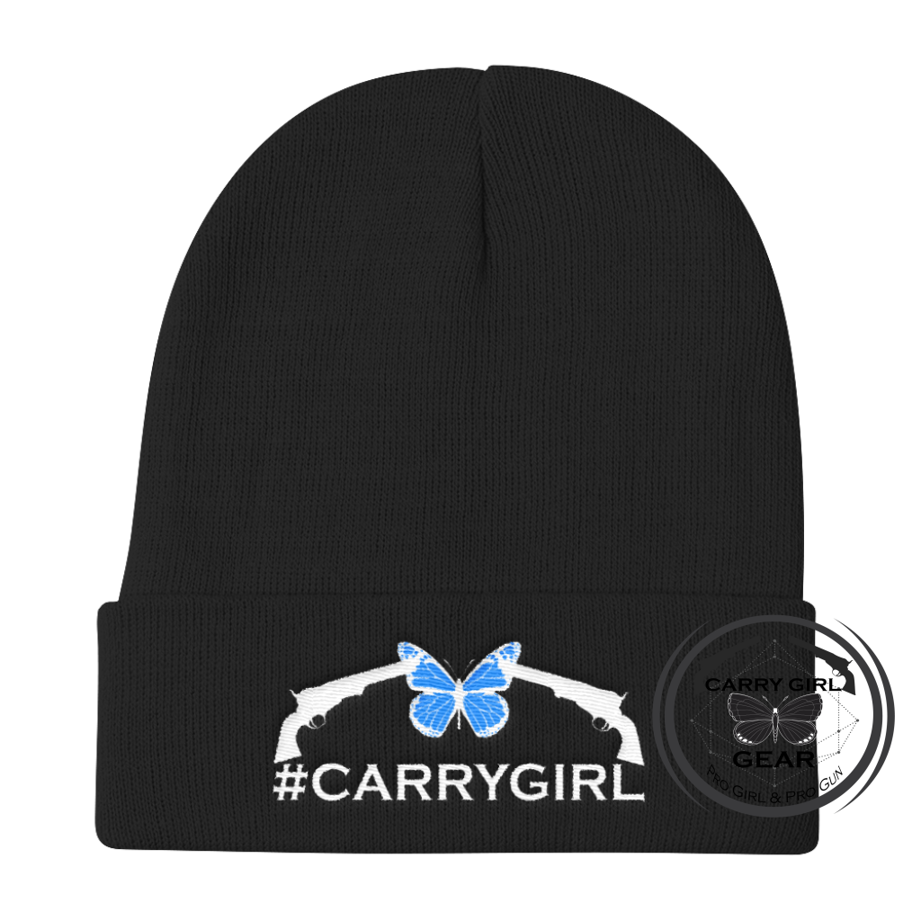 CG BEANIE - Carry Girl Gear
