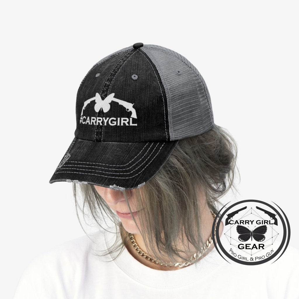 CG TRUCKER Cap - Carry Girl Gear