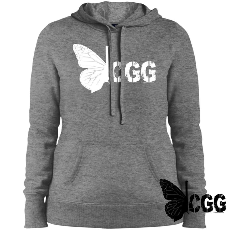 Cgg Womens Hoodie Vintage Heather / X-Small