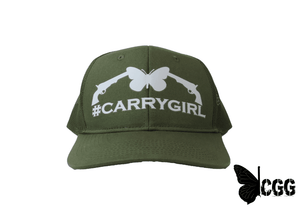 Fearless Trucker Olive Green / One Size Hat