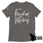 FREEDOM and WHISKEY - Carry Girl Gear