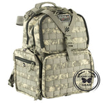 G-Outdoors Tactical Backpack - Carry Girl Gear