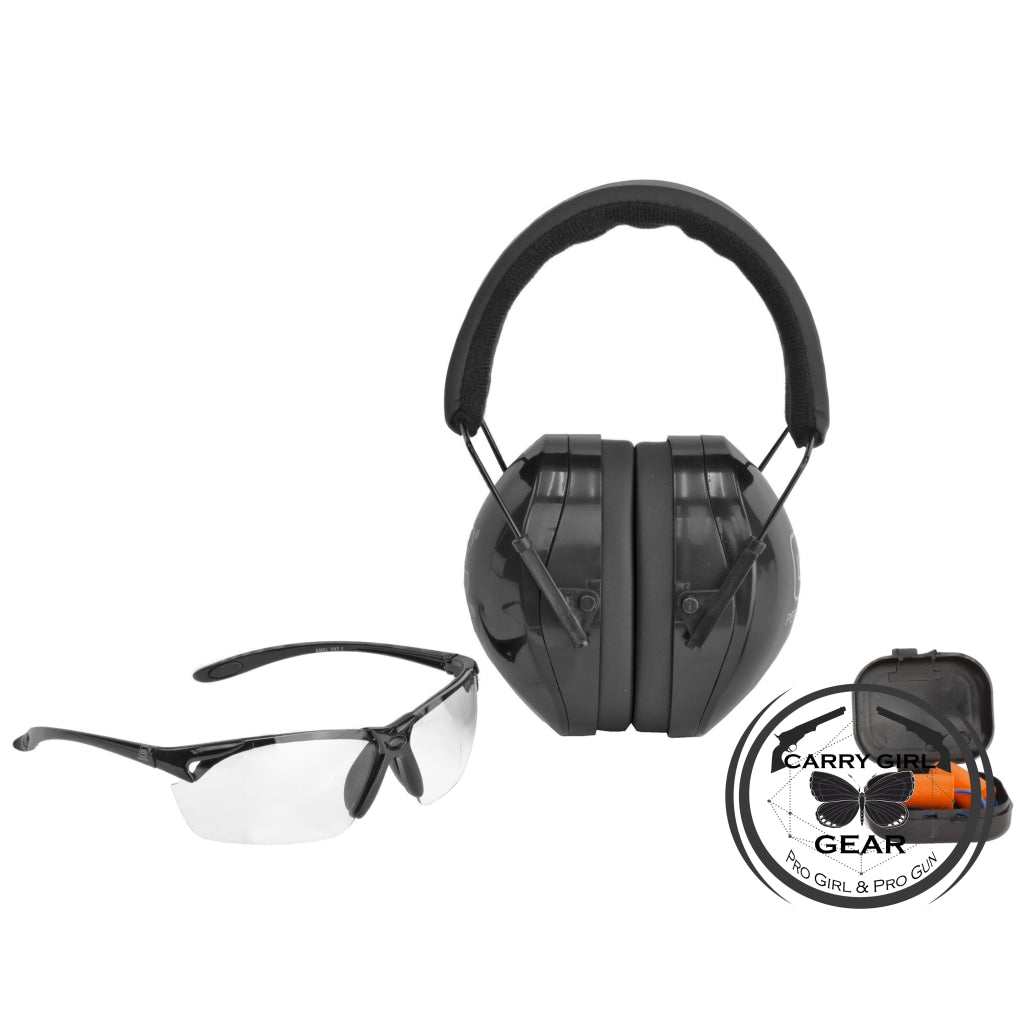 Glock Range Eye/ear Protection Kit