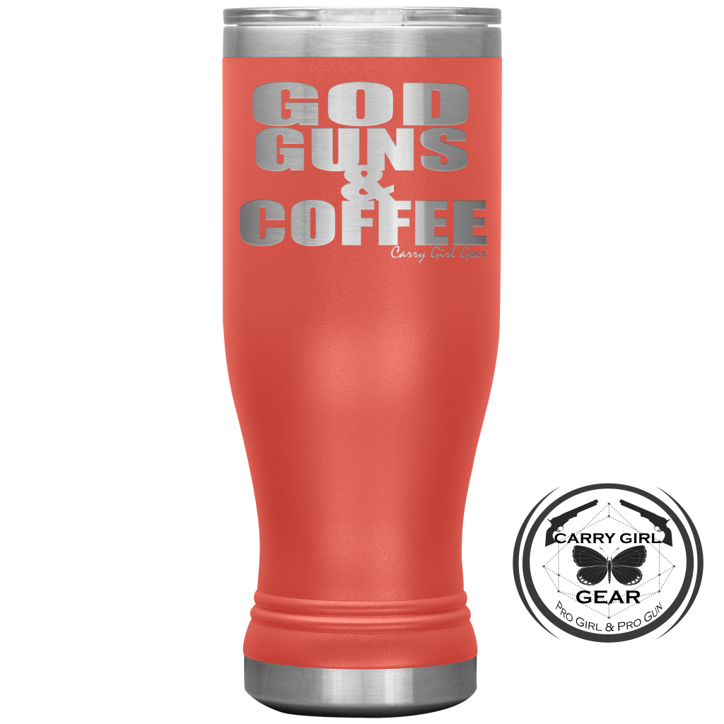 GOD, GUNS & COFFEE - Carry Girl Gear