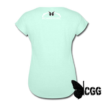 GOT YOU IN MY SIGHTS Women's Tee - mint
