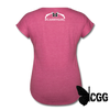GOT YOU IN MY SIGHTS Women's Tee - heather raspberry