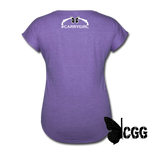 GOT YOU IN MY SIGHTS Women's Tee - purple heather