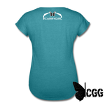 GOT YOU IN MY SIGHTS Women's Tee - heather turquoise