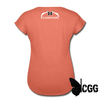 GOT YOU IN MY SIGHTS Women's Tee - heather bronze