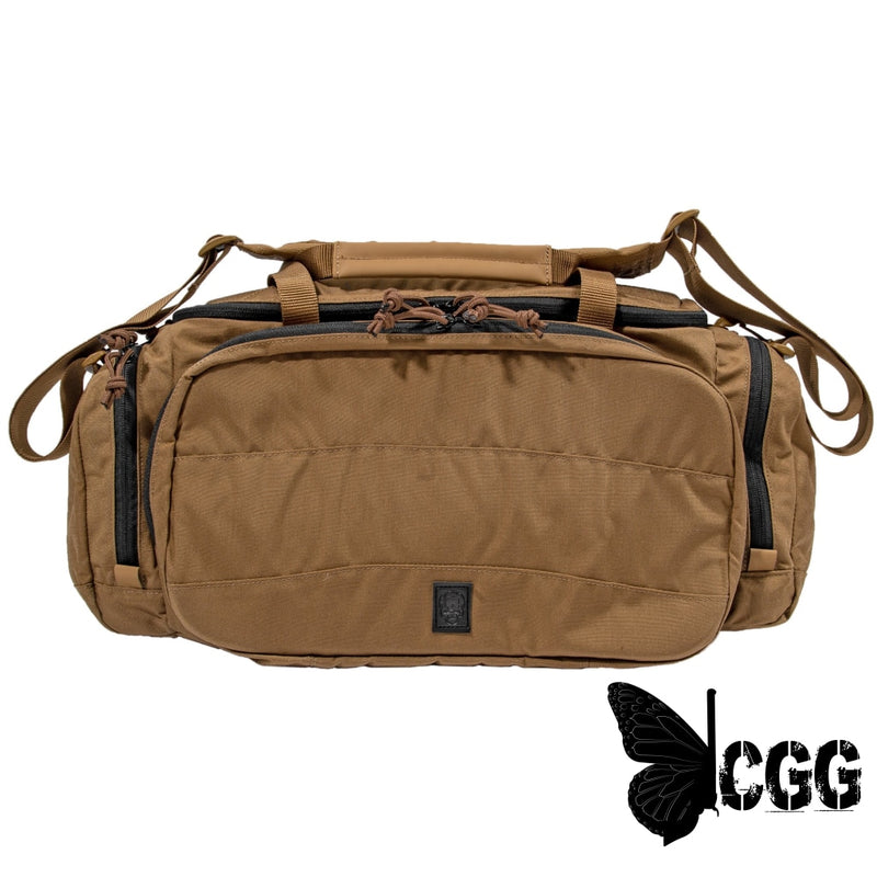 Grey Ghost Precision Range Bag Coyote Brown