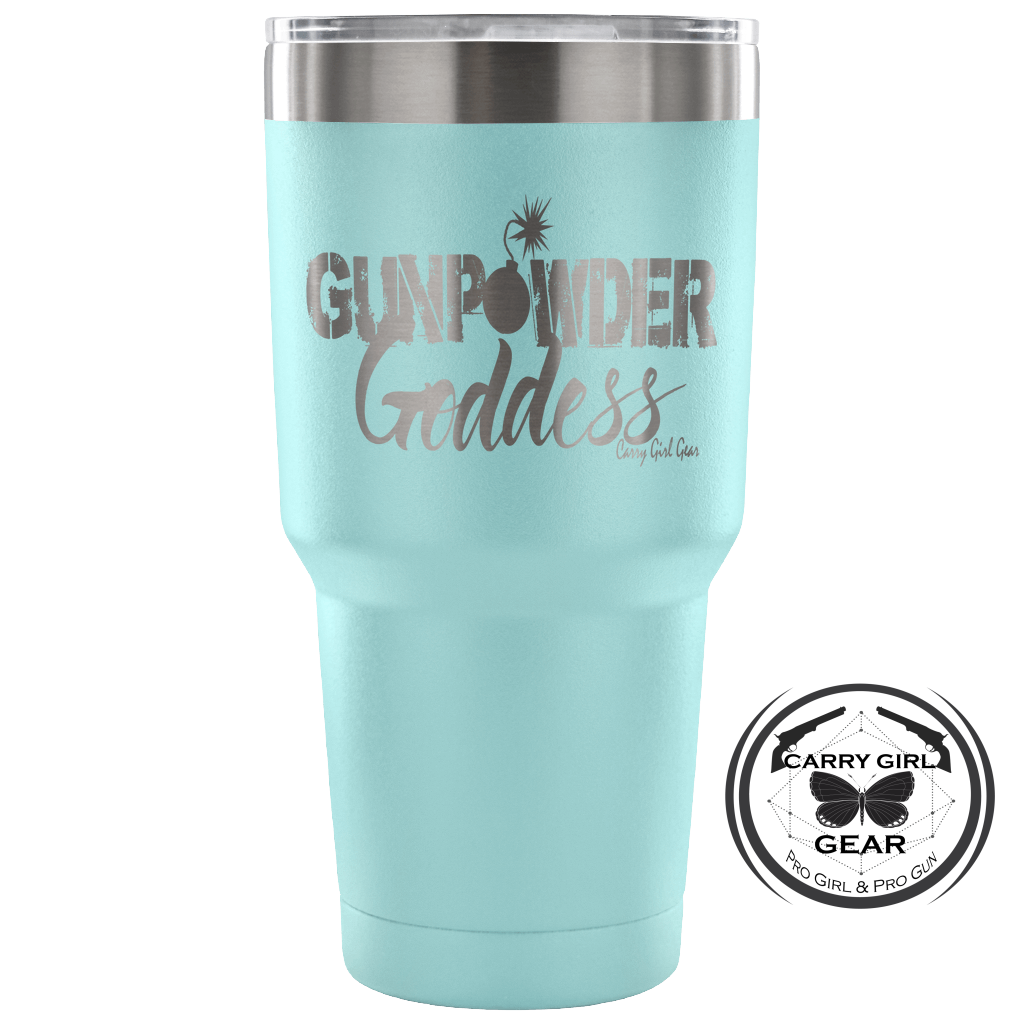 GUNPOWDER TUMBLER - Carry Girl Gear