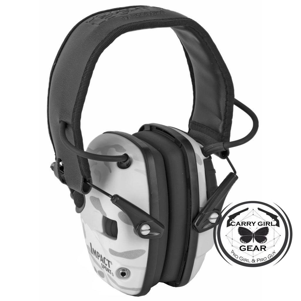 Howard Leight Impact Sport Electronic Earmuff Multicam Alpine