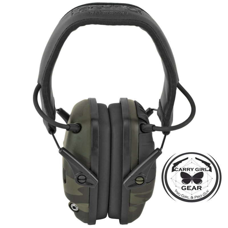 Howard Leight Impact Sport Electronic Earmuff - Carry Girl Gear