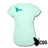 LOAD AIM FIRE Women's Tee - mint