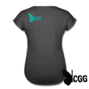 LOAD AIM FIRE Women's Tee - deep heather