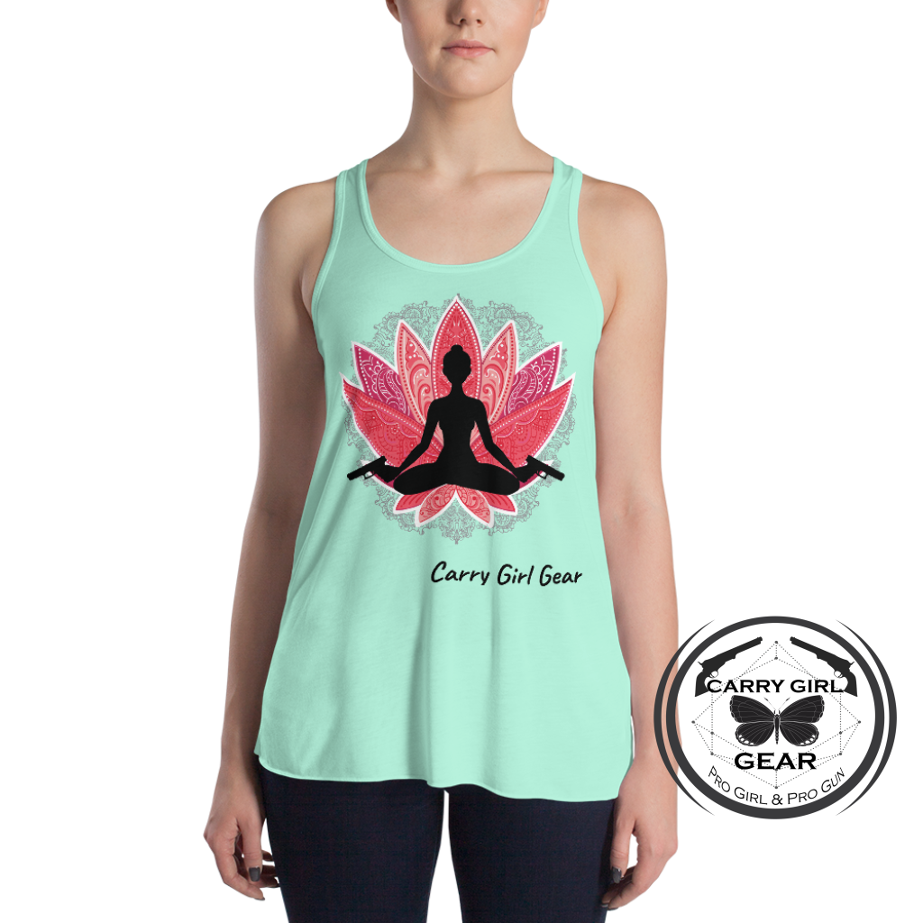 NAMASTE Tank - Carry Girl Gear