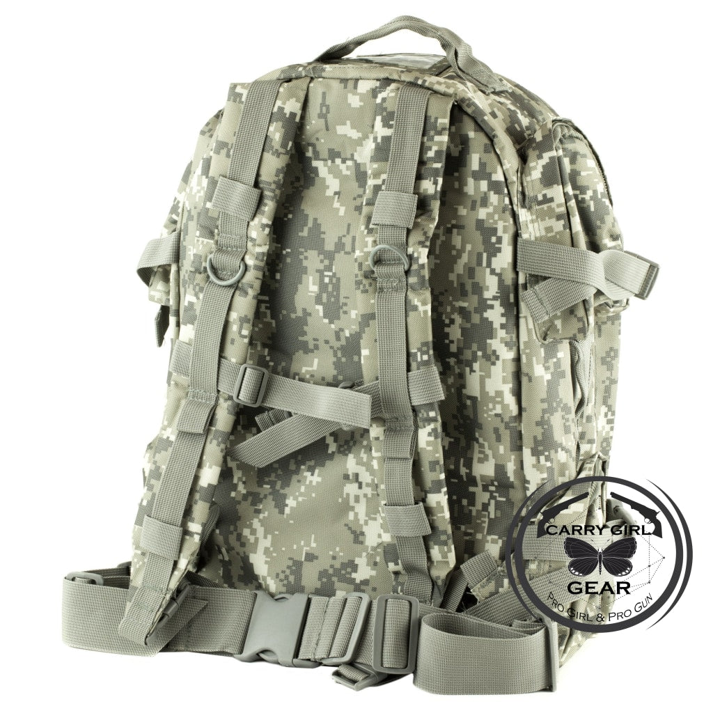 NCSTAR Tactical Backpack - Carry Girl Gear