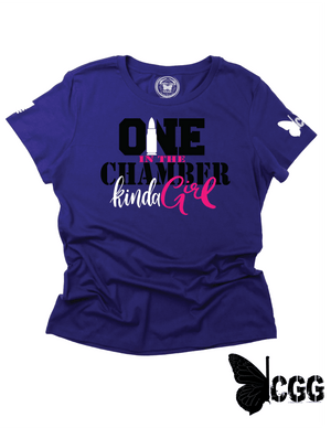One In The Chamber Tee Xs / Purple Cgg Perfect Tee