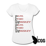 PEW PEW Women's Tee - white