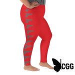 Pistol Curvy Leggings