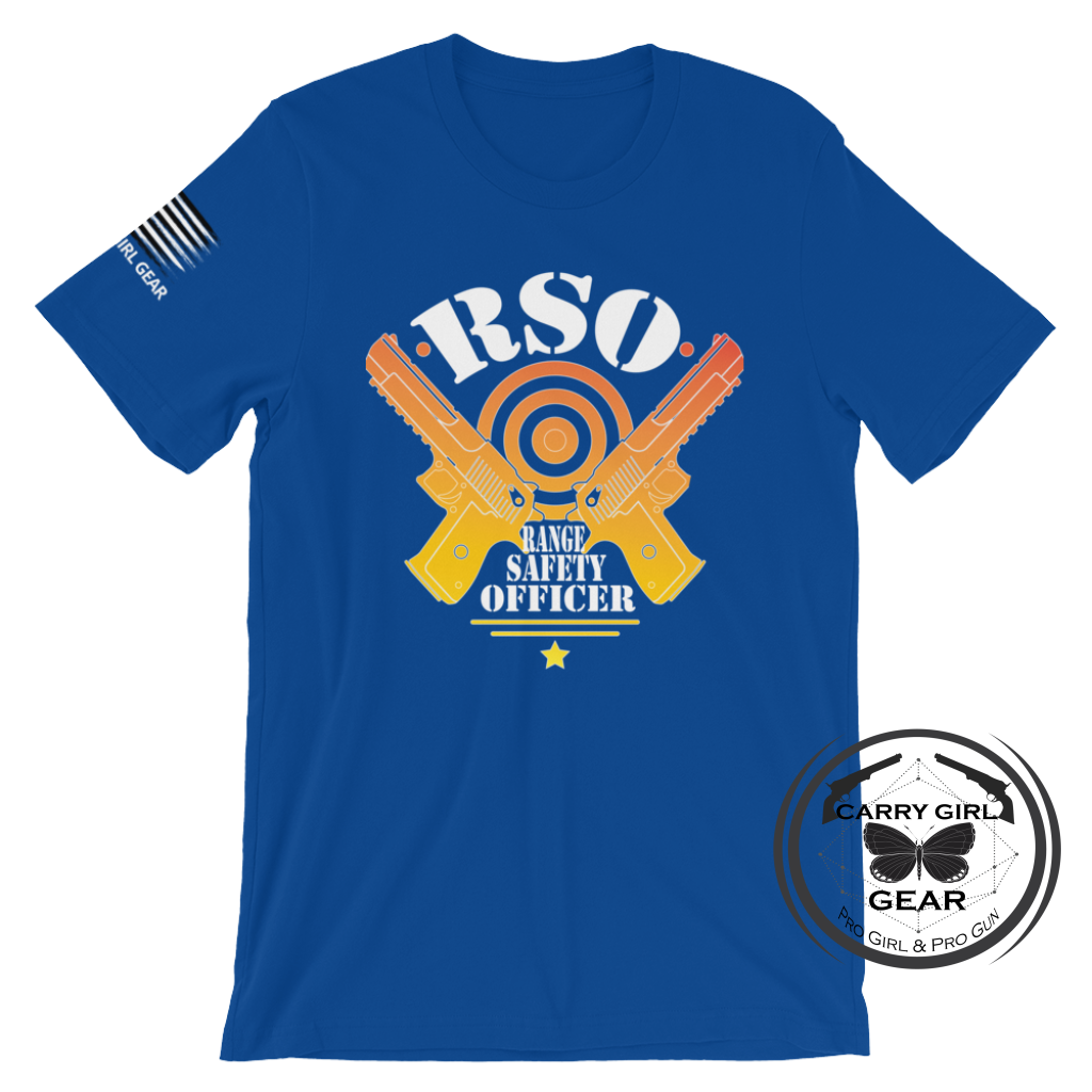 RSO Tee - Carry Girl Gear