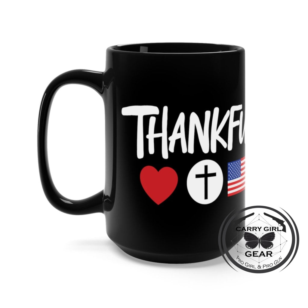 THANKFUL Mug - Carry Girl Gear