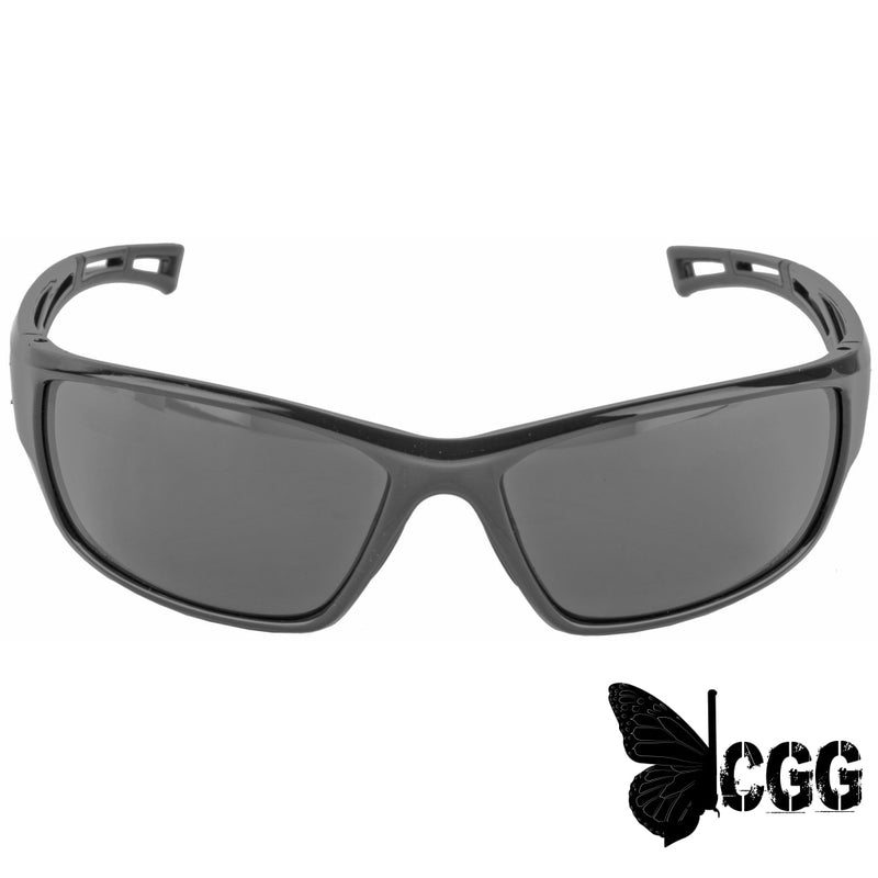 Walkers 8280 Glasses Black Frame Smoke Lens