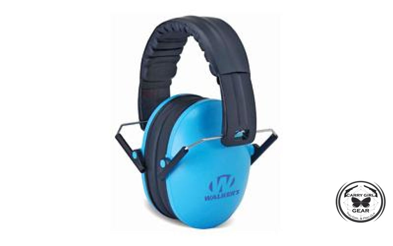 Walkers Passive Youth Ear Muffs Blue