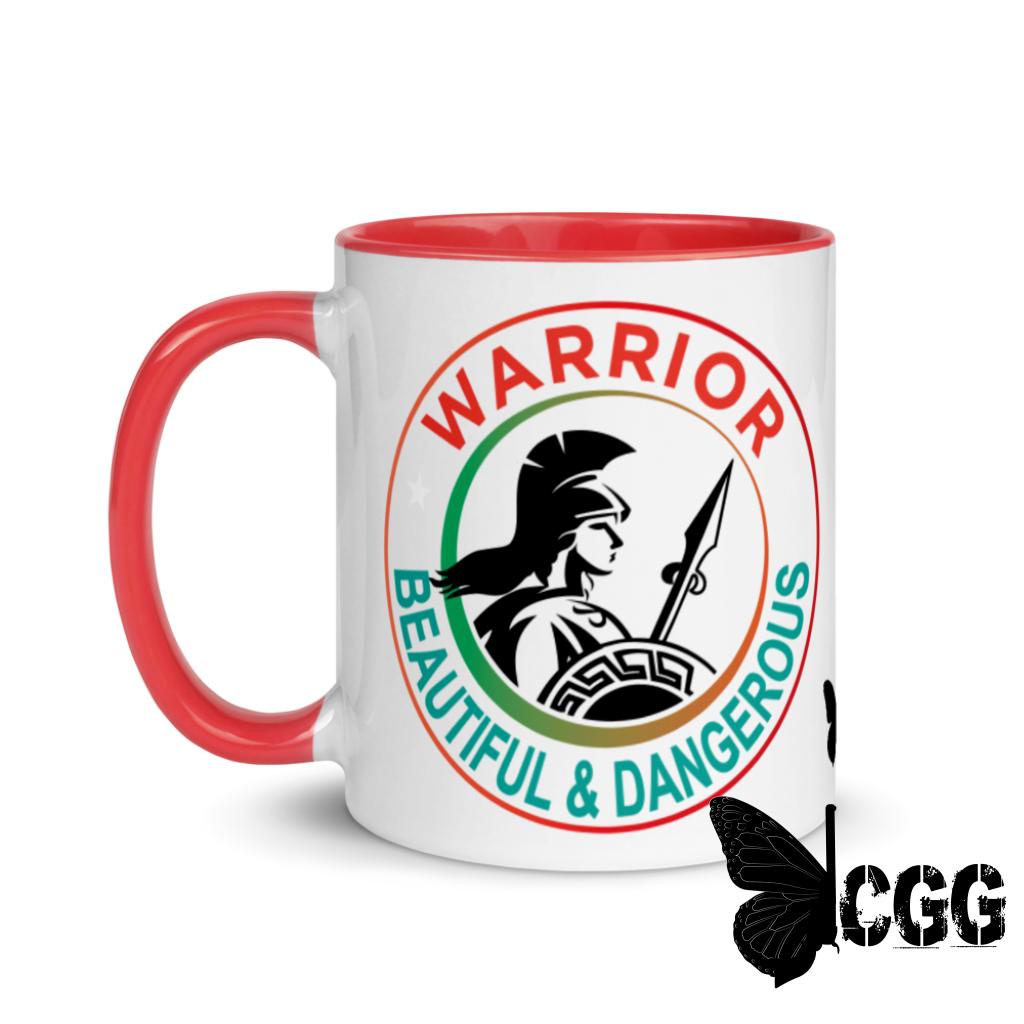 Warrior Mug 11 Oz