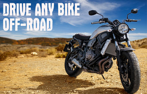 Drive any bike off-road - TOP TIPS