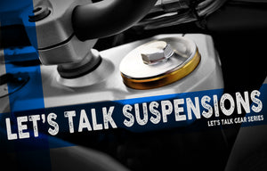 Let's talk SUSPENSIONS!