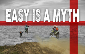 Easy off-road is a myth