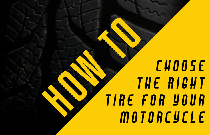 How to choose your motorcycle tires