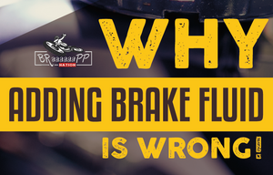 How to care for your motorcycle brakes