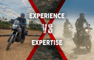 Experience vs Expertise