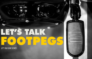 Let's talk FOOTPEGS!