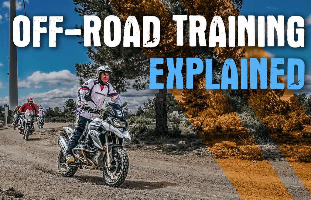 What to expect from an off-road training