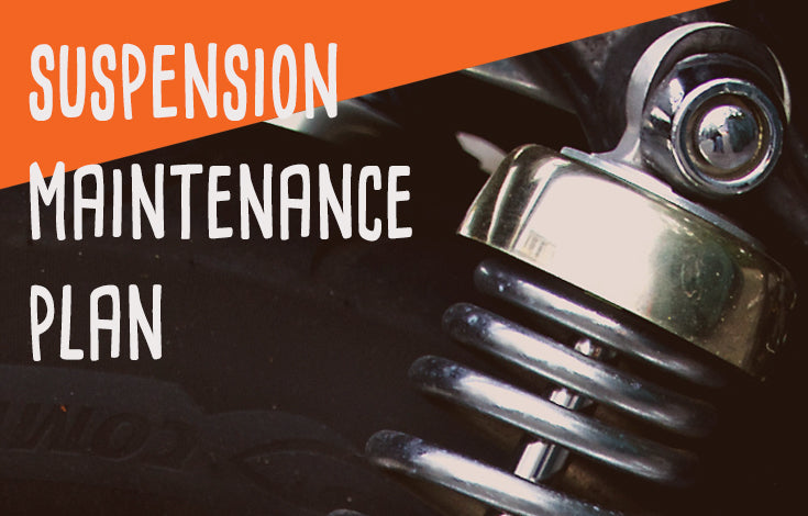 How to care for your suspension